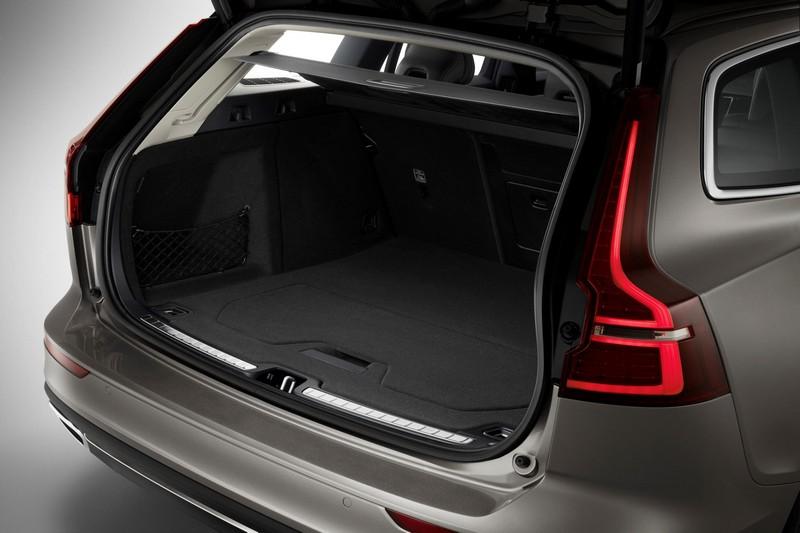 Foto Interiores 1 Volvo V60 Familiar 2018
