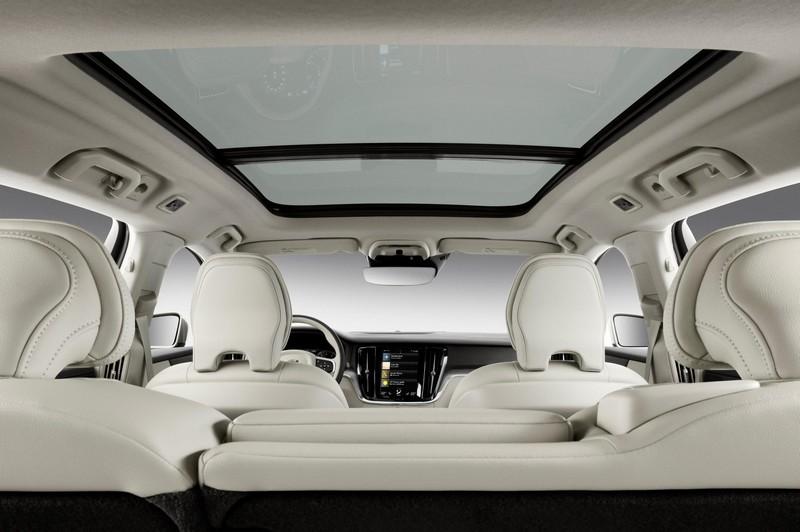 Foto Interiores Volvo V60 Familiar 2018