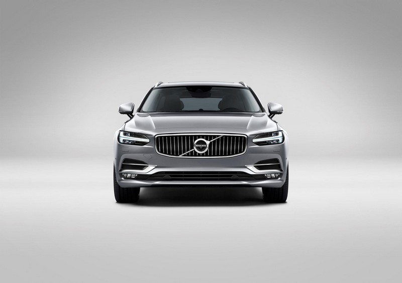 Foto Delantera Volvo V90 Familiar 2016