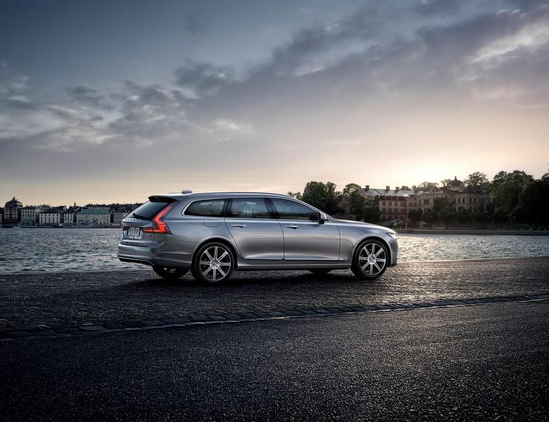 Foto Exteriores Volvo V90 Familiar 2016