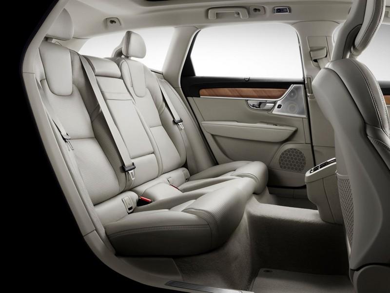 Foto Interiores Volvo V90 Familiar 2016
