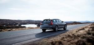 Foto Exteriores 07 Volvo V90 Suv Todocamino 2017