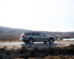 Foto Exteriores 08 Volvo V90 Suv Todocamino 2017