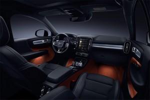 Foto Salpicadero Volvo Xc40 Suv Todocamino 2018