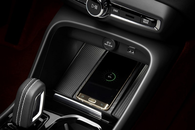 Foto Detalles Volvo Xc40 Suv Todocamino 2018