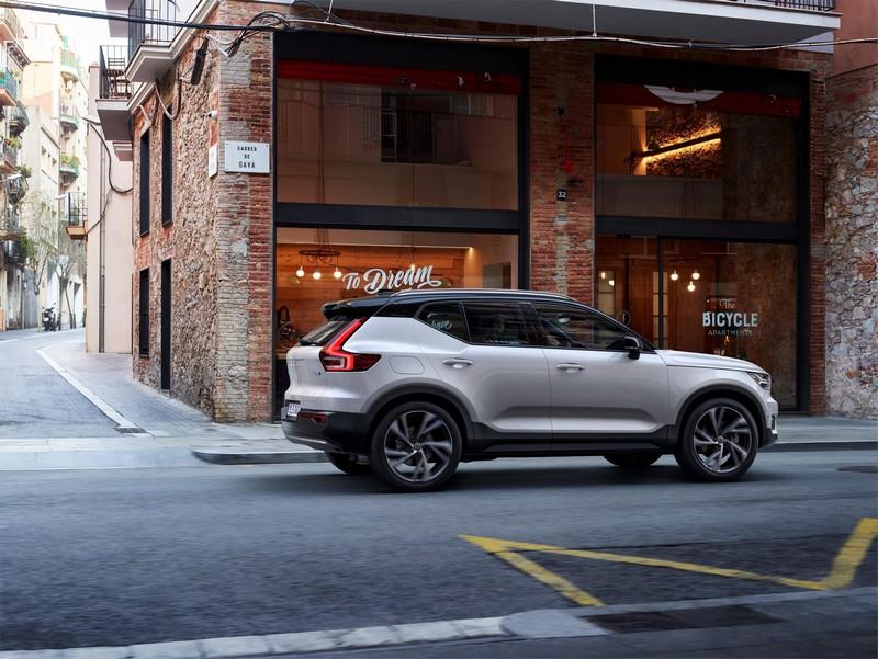 Foto Exteriores Volvo Xc40 Suv Todocamino 2018