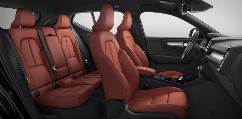 Foto Interiores Volvo Xc40 Suv Todocamino 2018