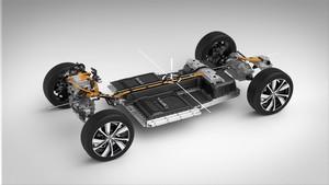 Foto Tecnicas Volvo Xc40-recharge Suv Todocamino 2020