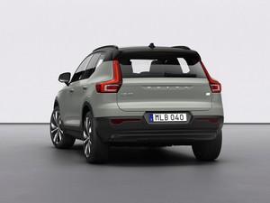 Foto Trasera Volvo Xc40-recharge Suv Todocamino 2020