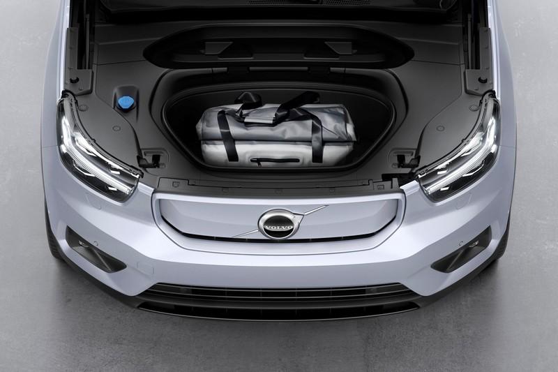 Foto Detalles Volvo Xc40-recharge Suv Todocamino 2020