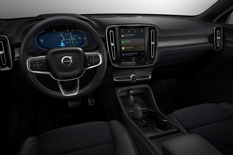 Foto Salpicadero Volvo Xc40 Recharge Suv Todocamino 2020