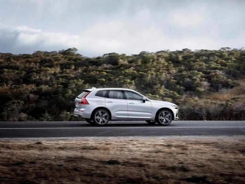 Foto Exteriores Volvo Xc60 Suv Todocamino 2017
