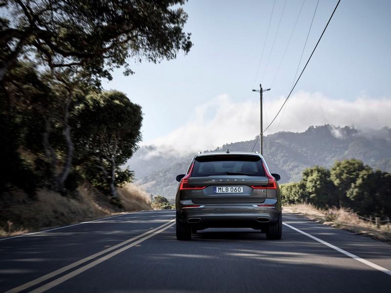Volvo XC60 2017 trasera