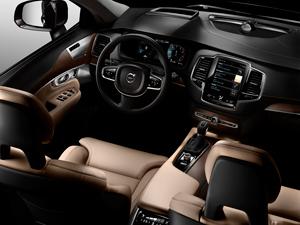 Foto Interiores (26) Volvo Xc90 Suv Todocamino 2014
