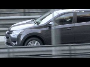 Video Toyota Rav4 2013 - Video Marca