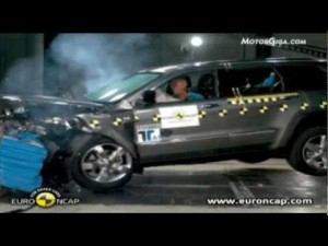Vídeo Jeep Grand Cherokee 2011 Euroncap