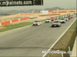 Video - Clio Cup 2009 (Cartagena, sábado)
