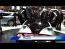 Vídeo Saab en el Salón de Ginebra 2011