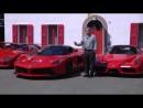 Un paseo con los Ferraris m�s exclusivos