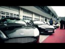 Aston Martin en la pista - Red Bull Ring 2014