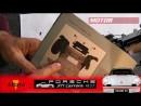 Porsche 911 carrera montaje maqueta entregas 5 a 7