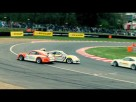 Porsche Carrera Cup GB - Action from Brands Hatch