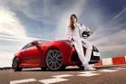 Fotos lexus Adriana-ugarte-Lexus-RC-F
