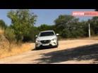 MazdaCX3: prueba dinamica