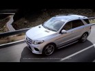 Nuevo Mercedes-Benz GLE 2015