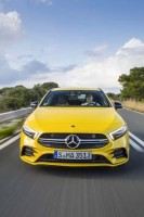 Fotos mercedes a35-amg 2018