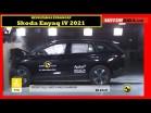 Cómo de seguro es el Skoda Enyaq IV 2021