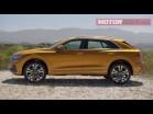 Audi Q8 2018 caractreristicas tecnicas generales