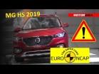 Cómo de seguro es el MG HS 2019 Test EuroNCAP