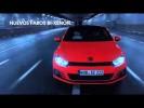 Anuncio del nuevo Volkswagen Scirocco