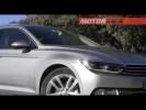 Test Volkswagen Passat 2015: prueba din�mica