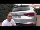 SEAT Ateca analisis plazas posteriores y maletero