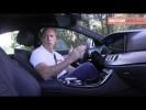 Análisis plazas delanteras Mercedes Benz Clase E 2016