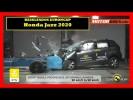 Cómo de seguro es el Honda Jazz 2020 Test EuroNCAP