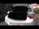 Opel Astra 2016: analisis plazas posteriores y maletero