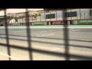 Jaguar F-TYPE Coupé en el Autódromo de Dubai