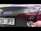 Alfa Romeo Giulia 2017 analisis plazas posteriores