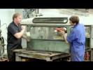 Proceso de restauración de un Land Rover Defender serie 1 de 1957