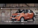 Nuevo Smart Forfour passion