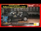 Como de seguro es el Volkswagen T-Cross 2020