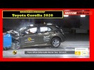 Cómo de seguro es el Toyota Corolla 2020