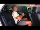 MazdaCX3: plazas posteriores y maletero