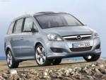 Opel ZAFIRA Zafira 1.9 CDTI 111 (150)