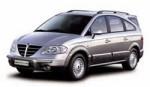 SsangYong Rodius 2.0 eXdi 155 Limited 4WD 5p 7plz Aut.