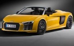 Audi R8 Spyder 5.2 FSI V10 plus 449 kW (610 CV) quattro S tronic 7 vel. (2018)