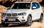 BMW X3 sDrive20i Aut. (2014-2017)
